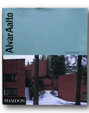 Cover image RIchard Weston's Alvar Aalto
