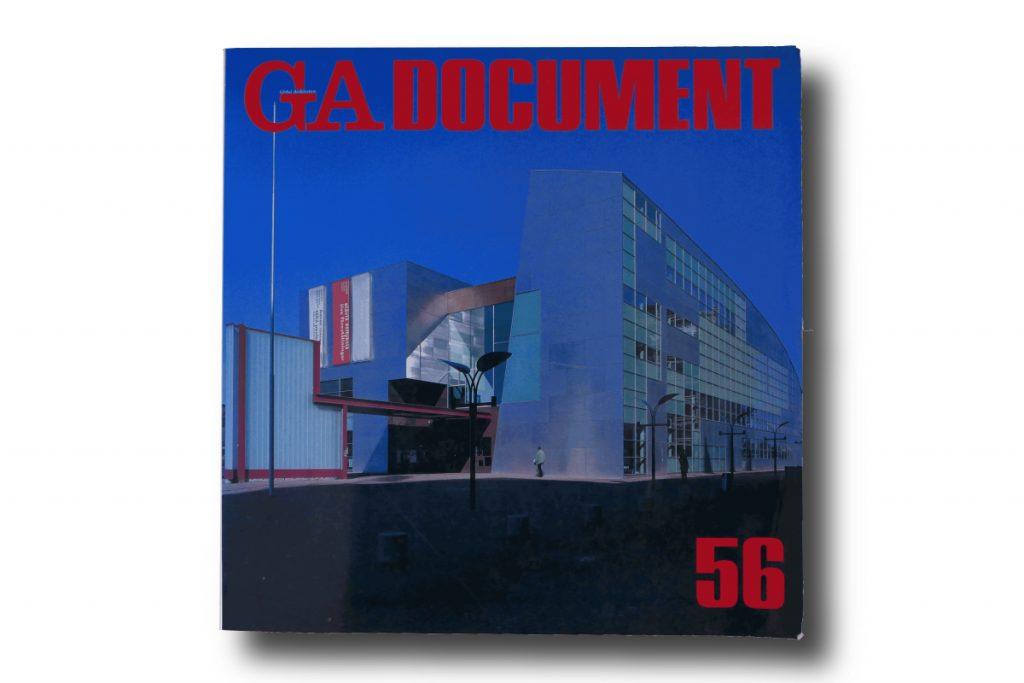 GA56-kansi