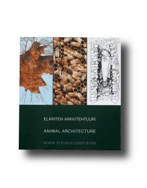 Animal architecture book cover