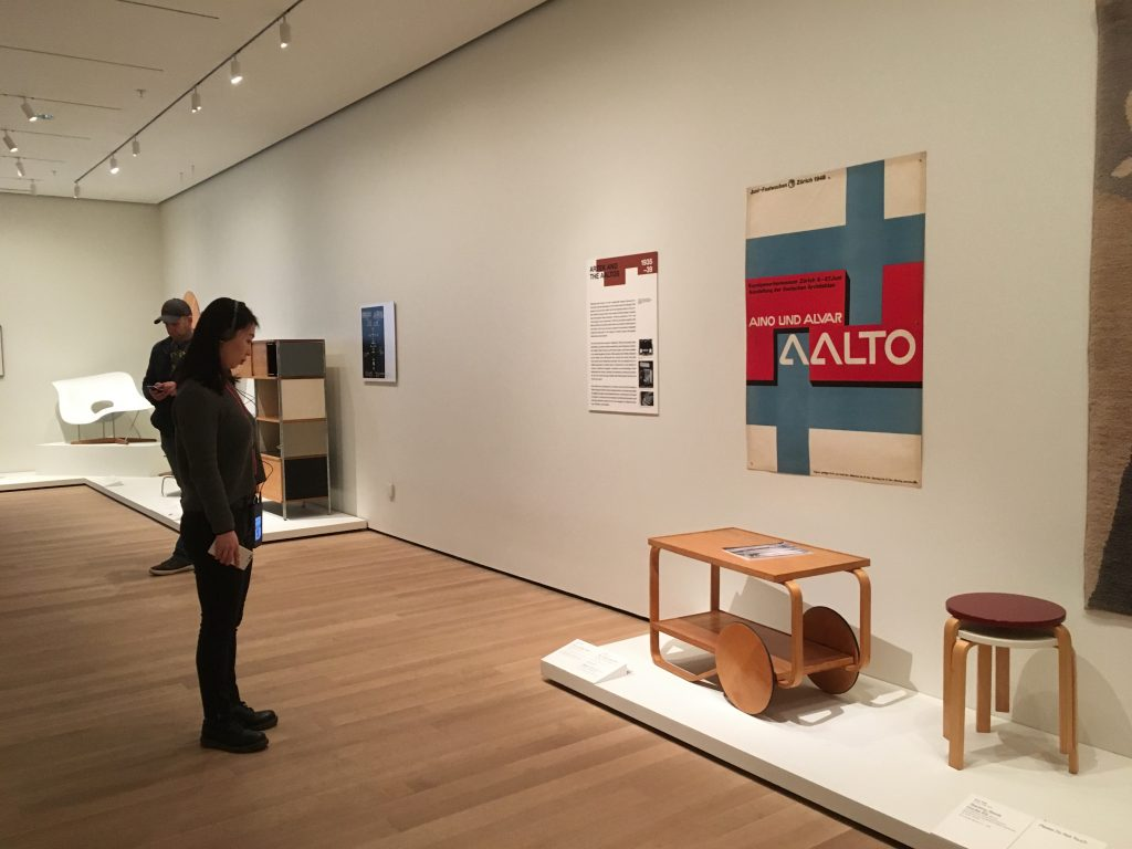 Artek at MoMa exhibition