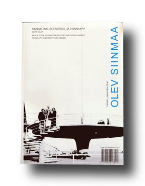 Olev Siinmaa book cover