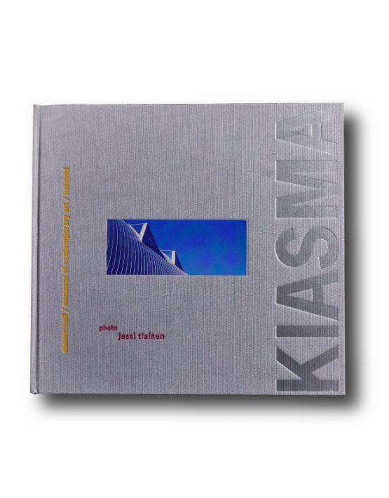 Jussi Tiainen Kiasma book cover