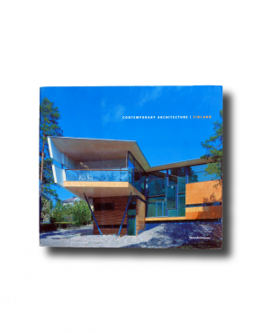 Contemporary Architecture Finland book cover