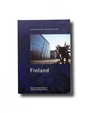 20th Century Architecture Finland book cover