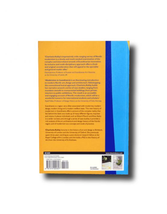 Modernism in Scandinavia back cover