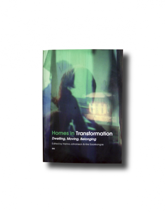 Homes in Transition book cover