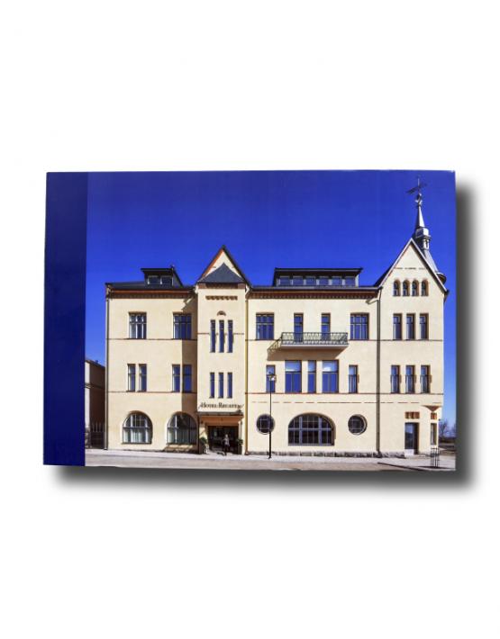 Hotelli Regatta Hotel book cover