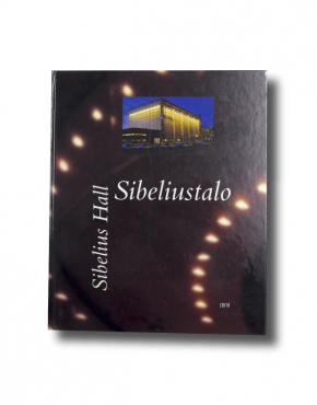 Sibeliustalo Sibelius Hall book cover