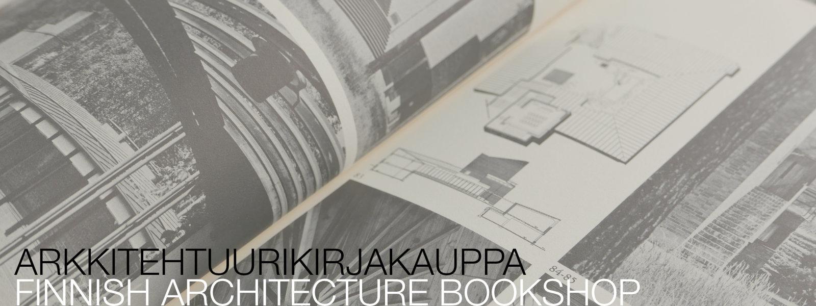 bookm-ark.fi architecture bookshop arkkitehtuurikirjakauppa