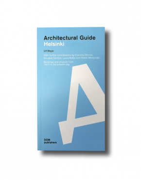Architectural Guide Helsinki book cover