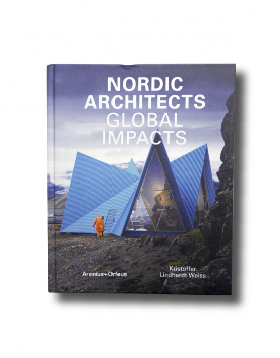 Nordic Architects Global Impacts book cover