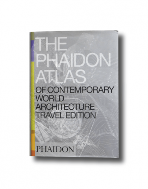 The Phaidon Atlas of Contemporary World Architecture Travel Edition book cover