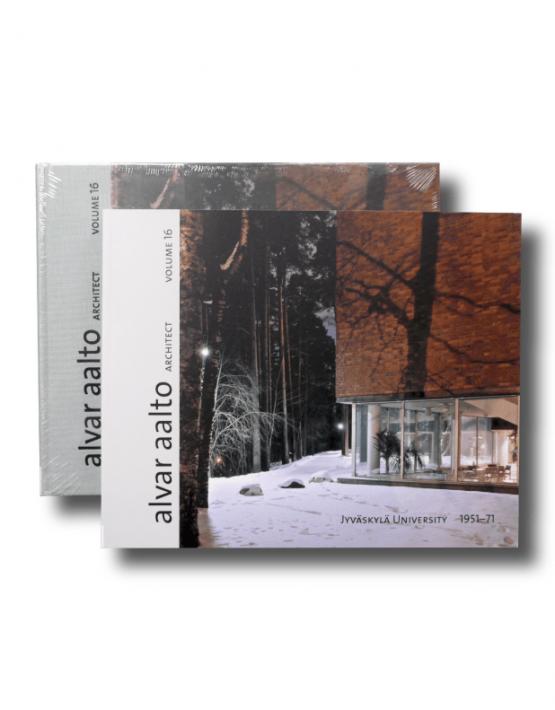 Alvar Aalto Architect Vol. 16 – Jyväskylä University 1951-71