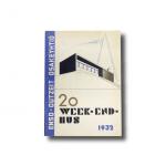 20 week-end-hus Enso-Gutzeit Osakeyhtiö 1932