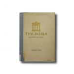 Santeri Salokivi Tyylikirja 1927