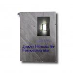 Japan houses in ferroconcrete