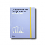 Construction and Design Manual: Townhouses by Hans Stimmann (DOM Publishers 2011)