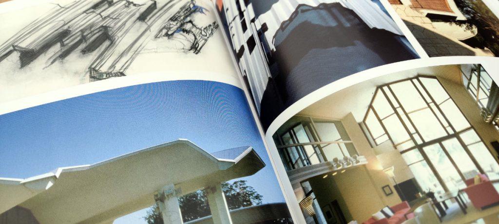Aukeama kirjasta Kaisa Broner: Arkkitehtuurin visiot – Reima Pietilä ja muodon merkitykset, OKU Publishing 2019