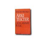 Image of the book Arkitekter och annat folk