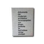 Image of the book CIAM '59 in Otterlo: Dokumente der Modernen Architektur