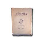 Kansi kirjasta Arabia porslinsfabrik 1874-1924